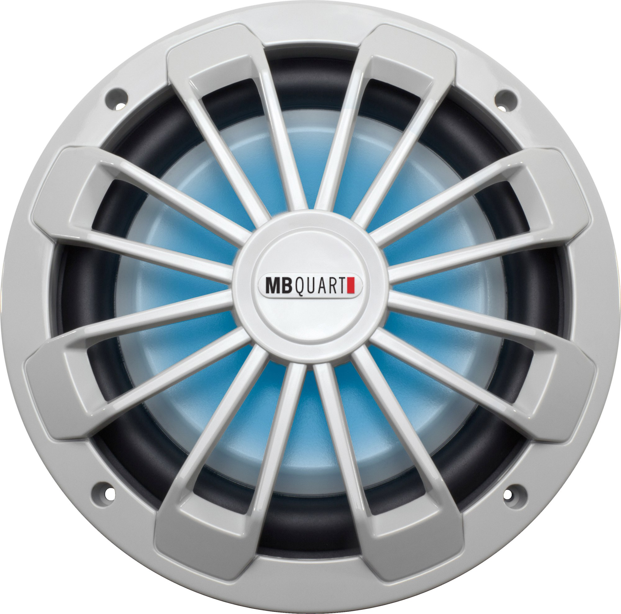 hight resolution of mb quart nw1 254l nautic series 10 4 ohm shallow mount marine subwoofer with led lighting at crutchfield com