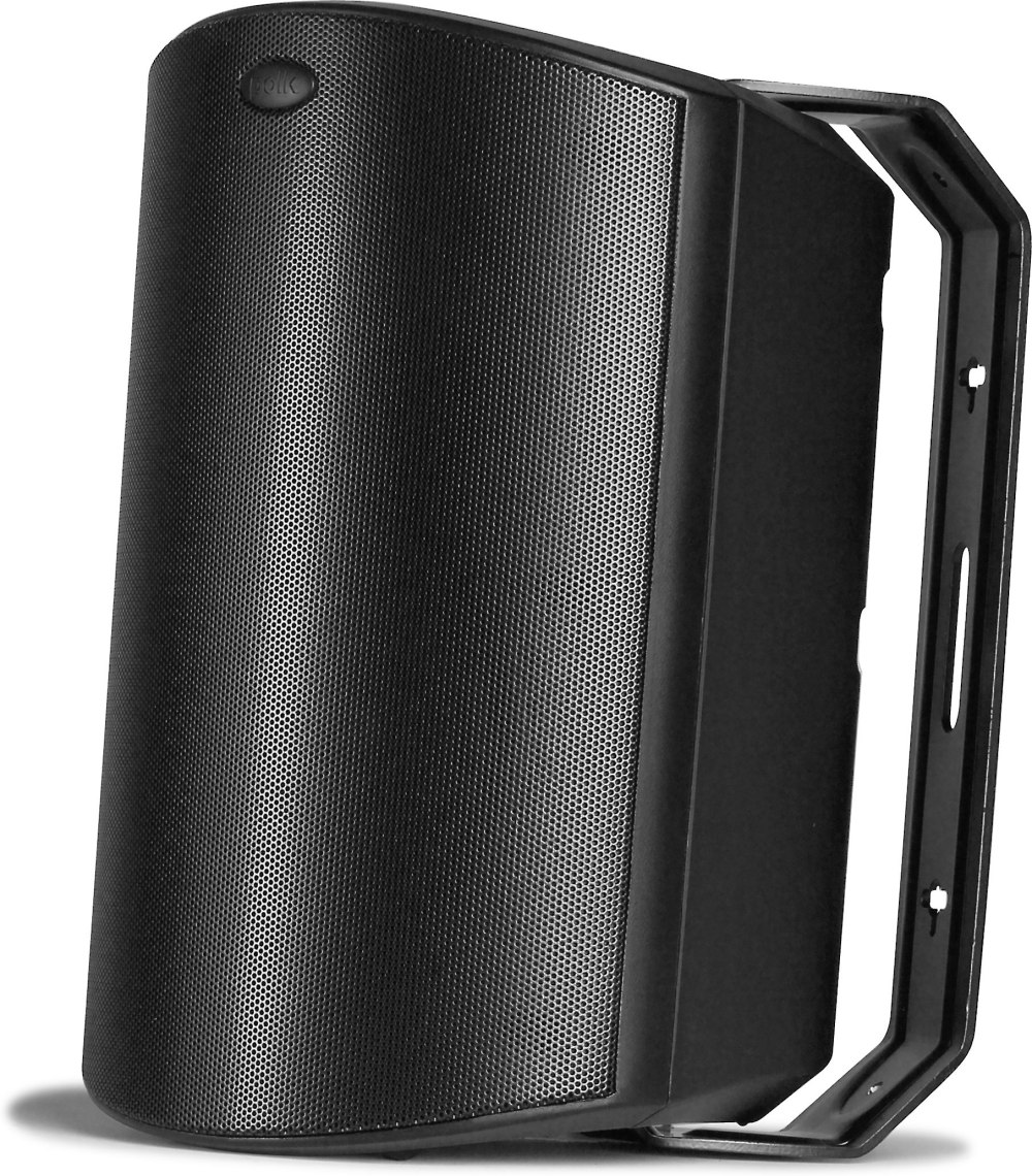 medium resolution of polk audio atrium8 sdi black all weather indoor outdoor speaker speaker wiring in wall harbor freight digital angle gauge bose speaker