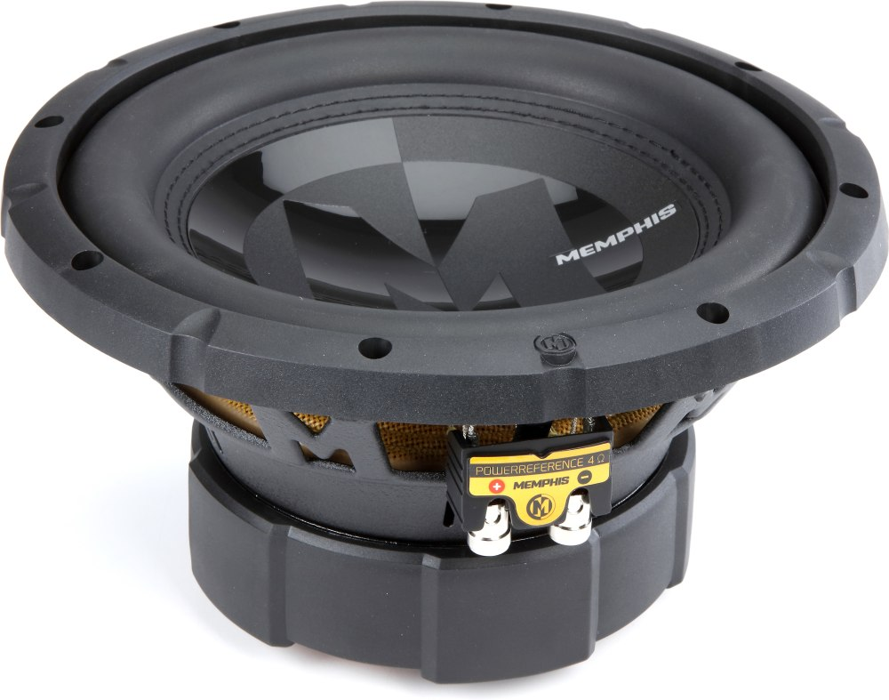 medium resolution of memphis audio 15 prx1044 10 dual 4 ohm voice coil subwoofer at crutchfield