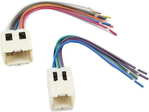 small resolution of metra 70 7550 receiver wiring harness connect a new car stereo in select 1994 2012 nissan and infiniti vehicles at crutchfield com