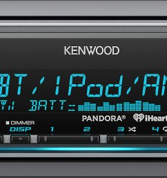 kenwood kmr m315bt marine digital media receiver with bluetooth does not play cds at crutchfield com [ 2593 x 809 Pixel ]
