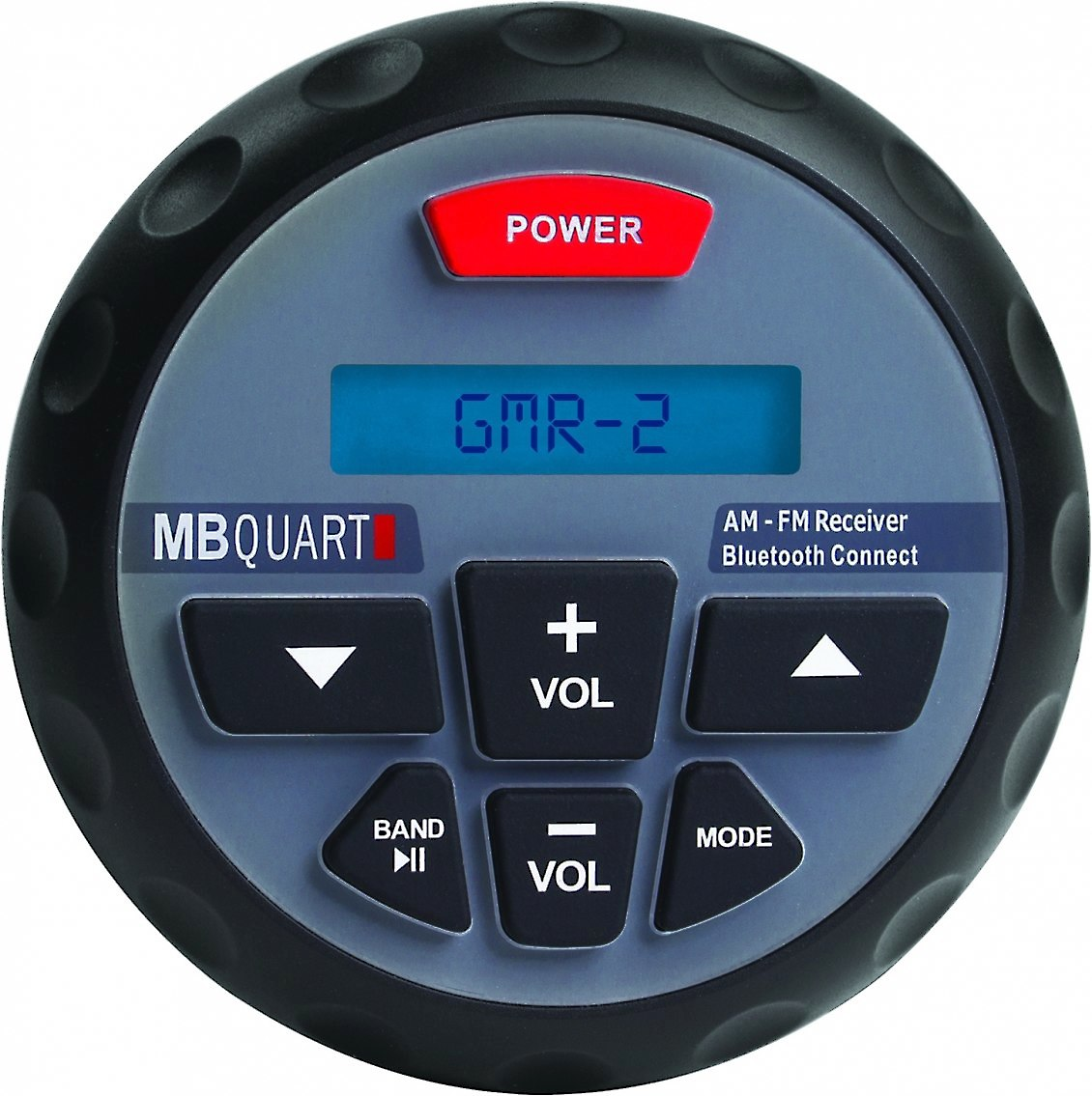 hight resolution of mb quart gmr 2 marine digital media receiver with built in bluetooth at crutchfield com