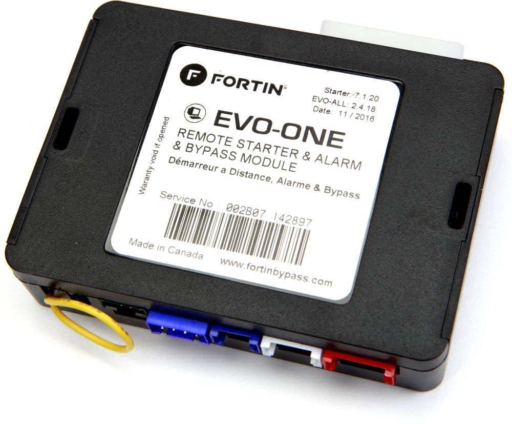 medium resolution of fortin evo one toy1 digital high current remote start system for select 1995 up toyota vehicles at crutchfield