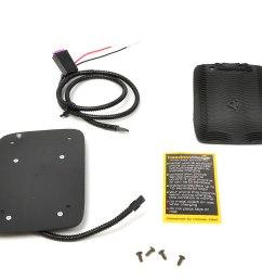 brandmotion fdmc 1270 qi wireless charging kit for select 2014 up chevy silverado models at crutchfield com [ 1000 x 846 Pixel ]