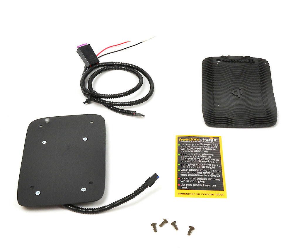 hight resolution of brandmotion fdmc 1270 qi wireless charging kit for select 2014 up chevy silverado models at crutchfield com