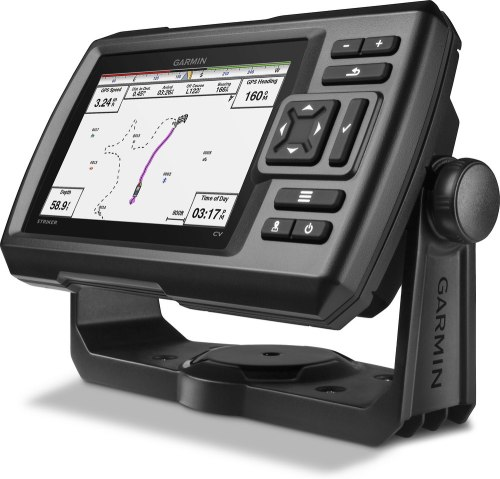 small resolution of garmin striker 5cv 5 chirp fishfinder with clearv sonar and gps at crutchfield com