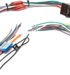 crutchfield readyharness service let us connect your new radio s wire terminal block connectors along with pioneer head unit power wire [ 5707 x 3426 Pixel ]
