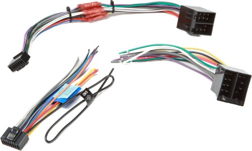 small resolution of crutchfield readyharness service let us connect your new radio s wire terminal block connectors along with pioneer head unit power wire