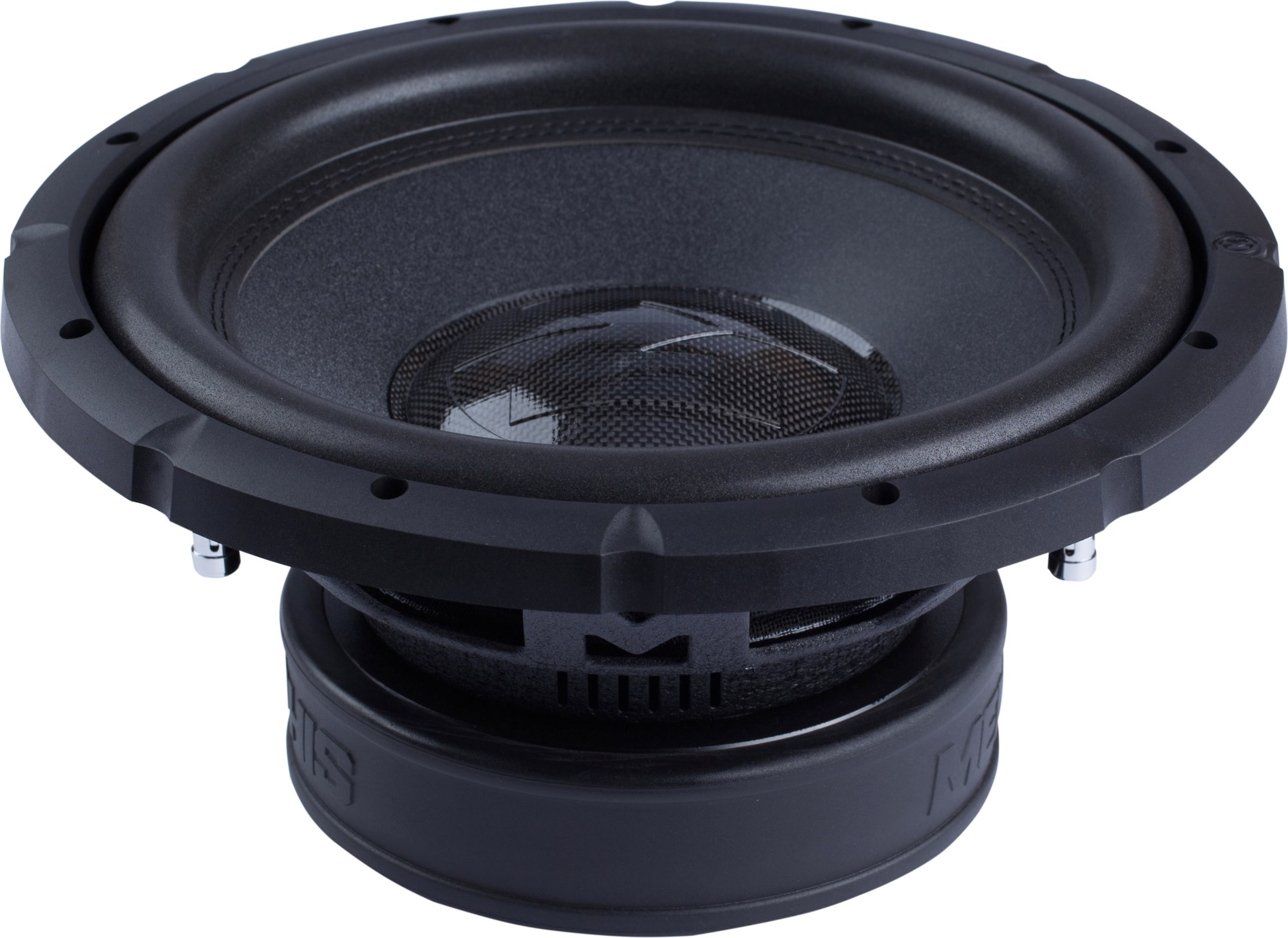 hight resolution of memphis audio brx1244 bass reference series 12 dual 4 ohm voice coil subwoofer at crutchfield