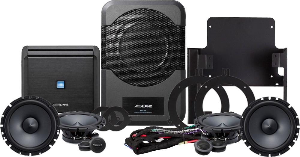 medium resolution of alpine restyle pss 21wra direct fit complete speaker system for select 2015 up jeep wrangler jk unlimited models at crutchfield