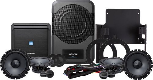 small resolution of alpine restyle pss 21wra direct fit complete speaker system for select 2015 up jeep wrangler jk unlimited models at crutchfield