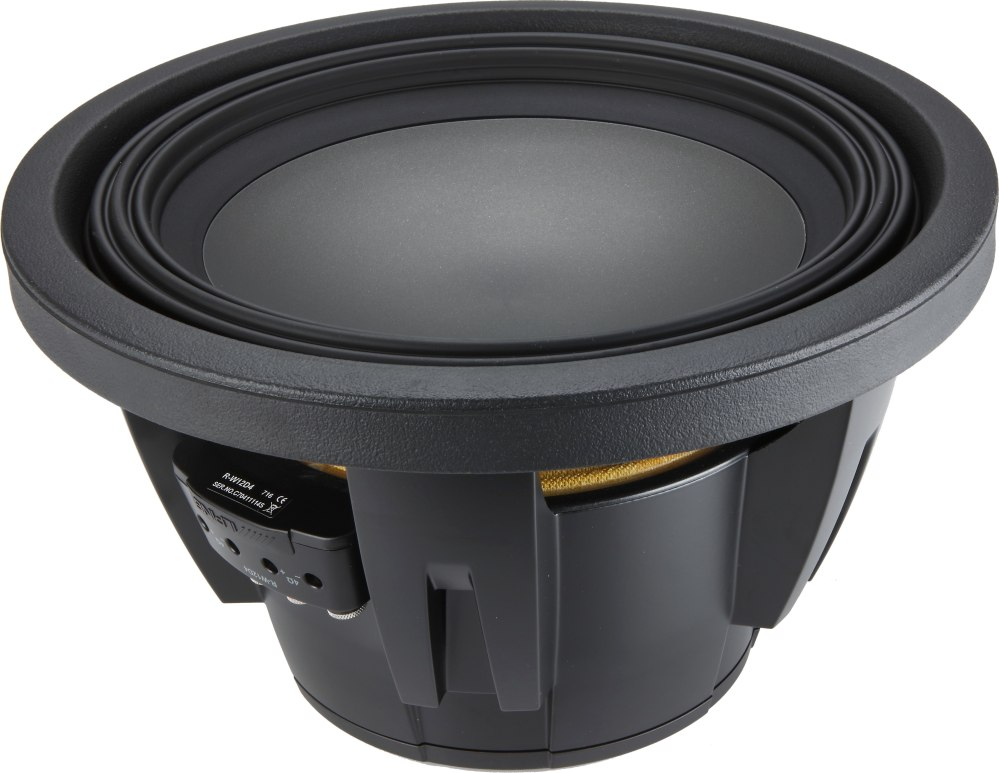 medium resolution of alpine r w12d4 r series 12 subwoofer with dual 4 ohm voice coils at crutchfield