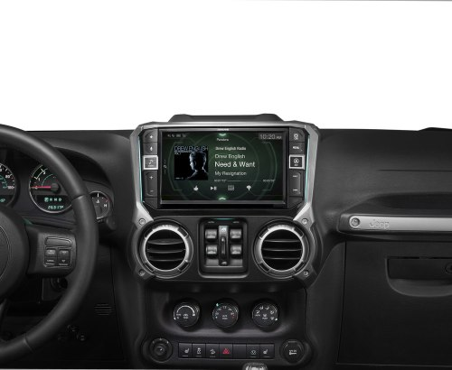 small resolution of alpine i209 wra in dash restyle system custom fit digital multimedia receiver with 9 screen for select 2011 17 jeep wrangler jk and wrangler jk unlimited