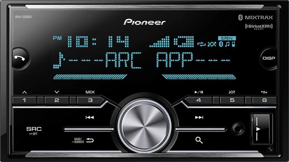 medium resolution of pioneer mvh s600bs digital media receiver does not play cds at crutchfield