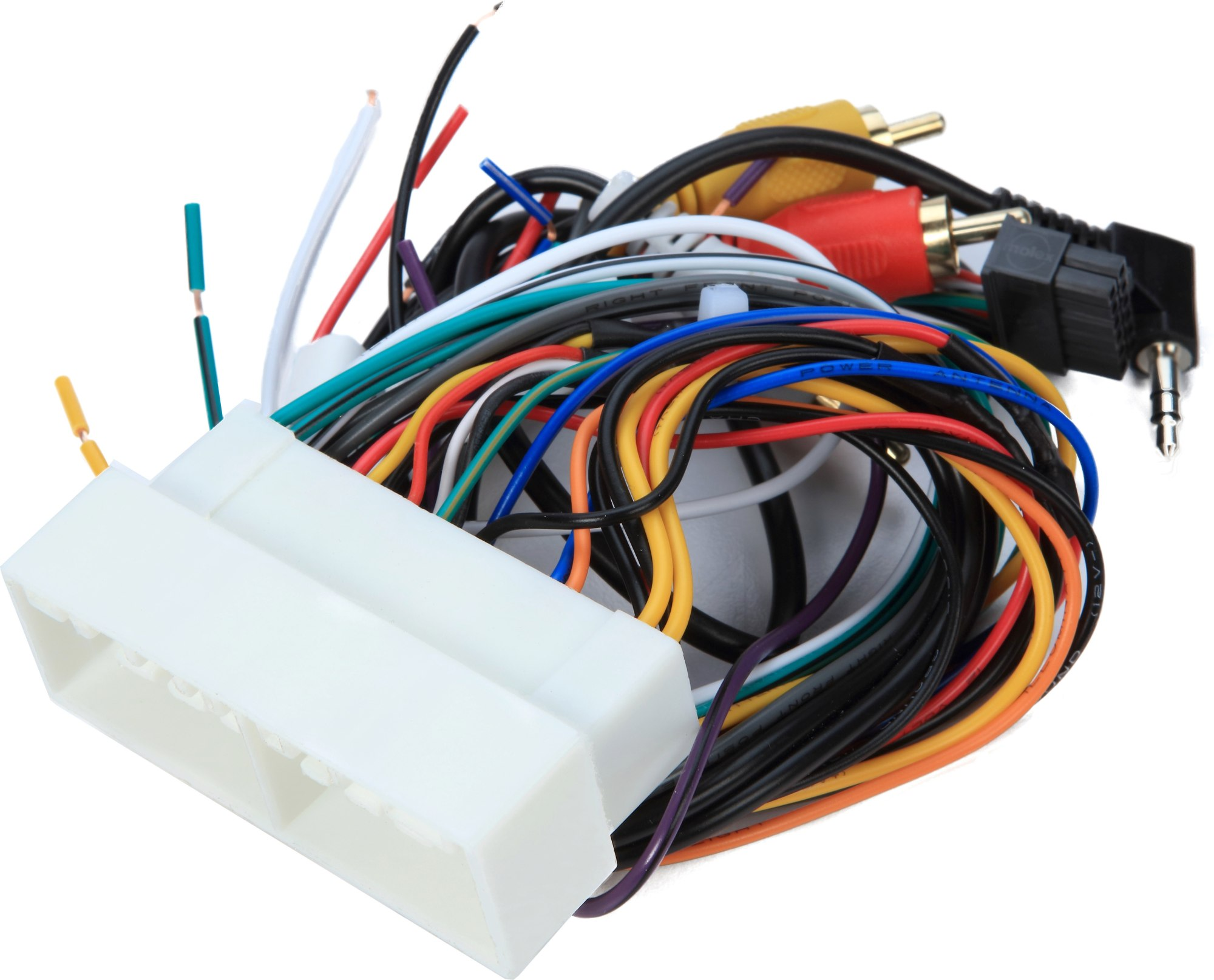 hight resolution of metra 70 7306 receiver wiring harness connect a new car stereo in select 2017 up hyundai and kia vehicles at crutchfield com