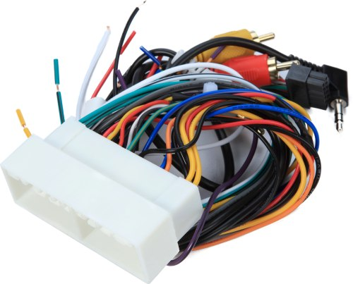 small resolution of metra 70 7306 receiver wiring harness connect a new car stereo in select 2017 up hyundai and kia vehicles at crutchfield com
