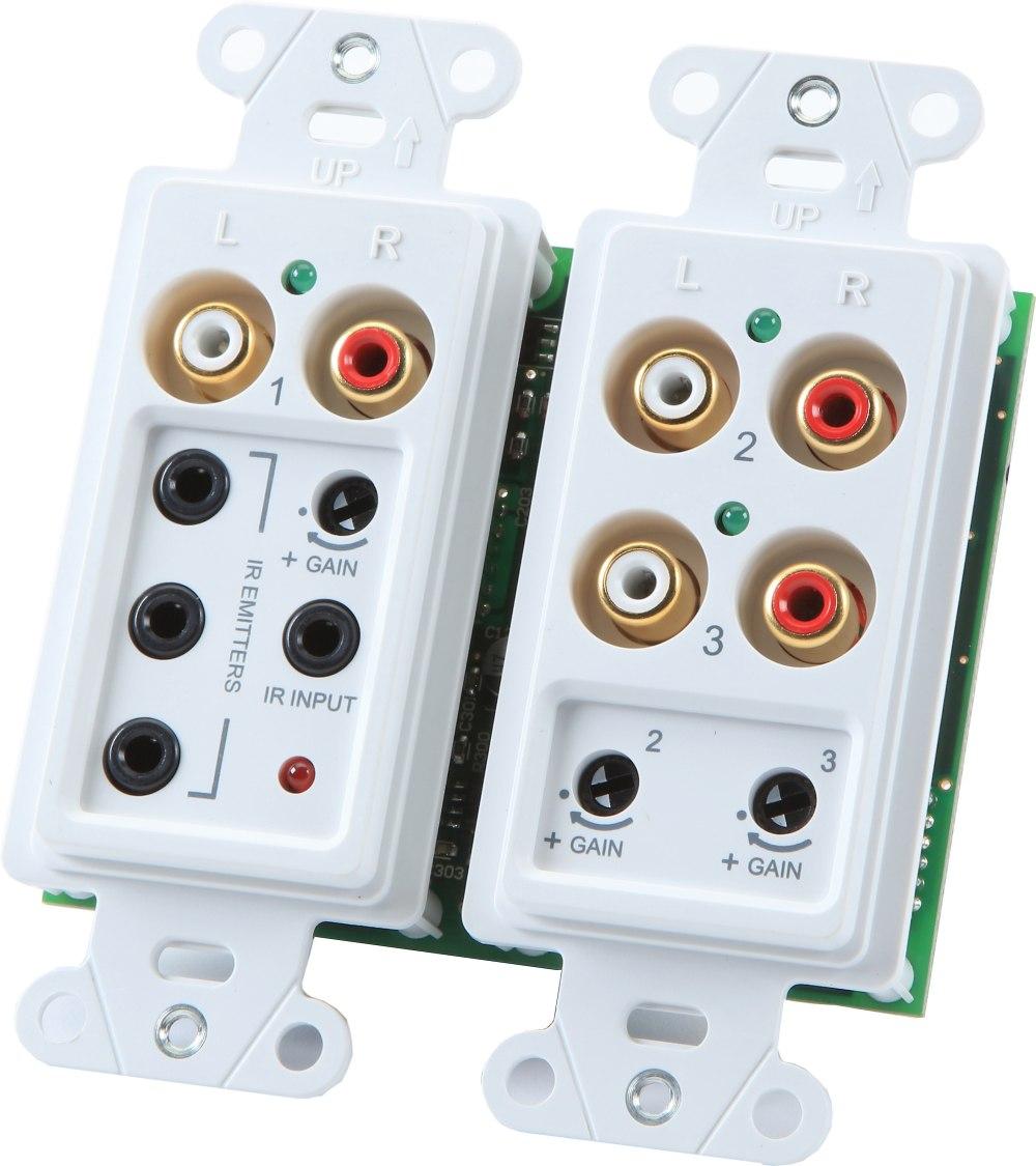 medium resolution of onq lyriq flush mount triple source input in wall audio input module for lyriq multi room audio systems at crutchfield com