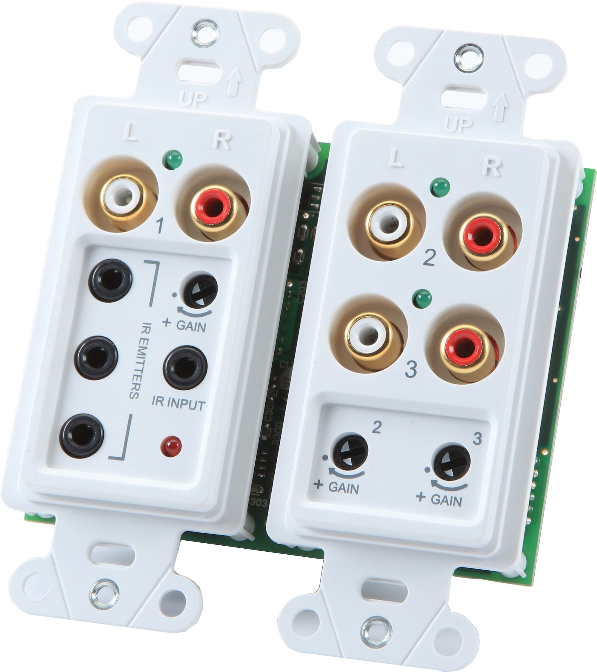 hight resolution of onq lyriq flush mount triple source input in wall audio input module for lyriq multi room audio systems at crutchfield com