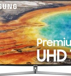 samsung un65mu9000 65 smart led 4k ultra hd tv with hdr 2017 model at crutchfield com [ 3701 x 2445 Pixel ]