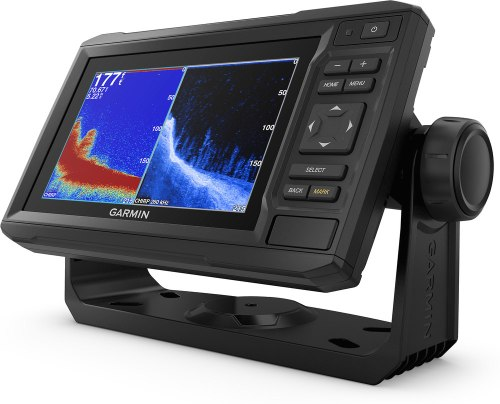 small resolution of garmin echomap plus 64cv 6 2 chartplotter with chirp and chirp clearv scanning sonar plus preloaded bluechart g2 coastal maps at crutchfield com