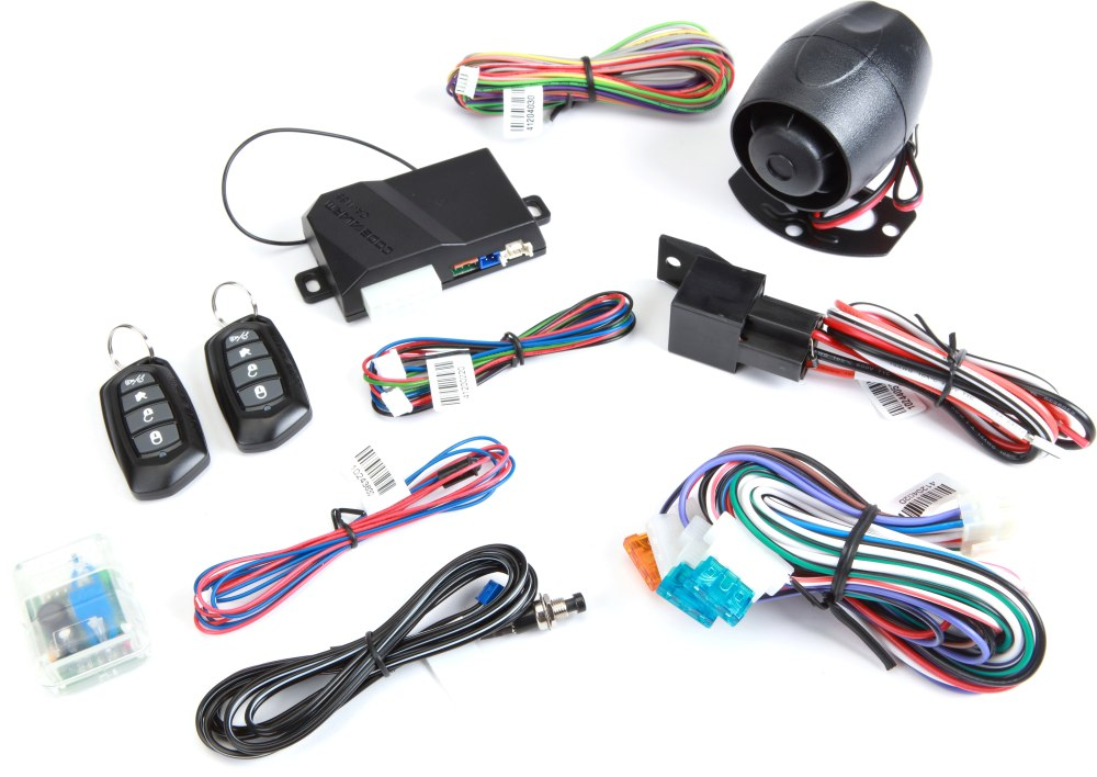 medium resolution of code alarm ca1155 car security and keyless entry system with auxiliary output at crutchfield com
