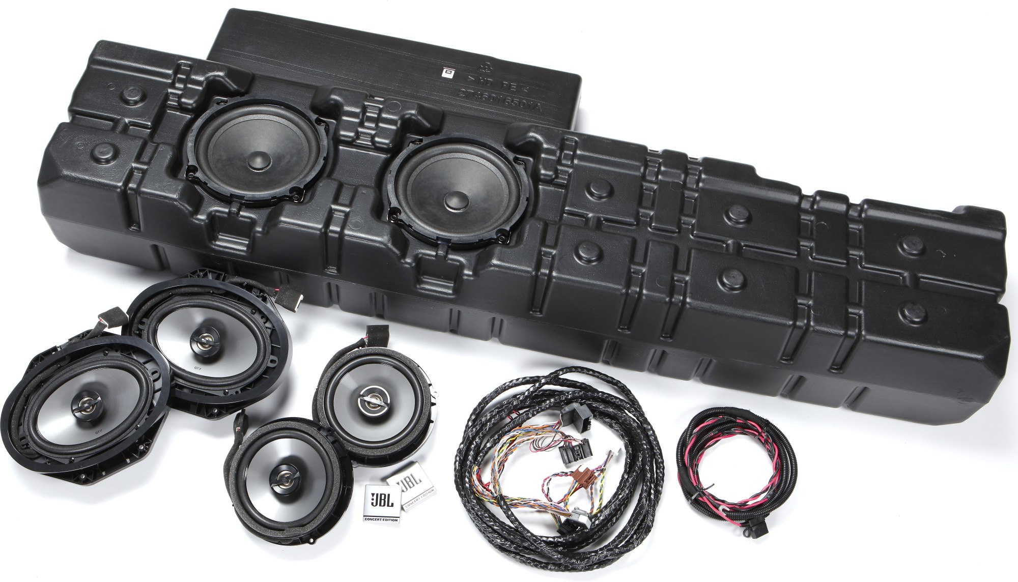 hight resolution of jbl concert edition premium audio upgrade upgrade the factory sound system in select 2015 up ford f 150 supercrew and extended cab pickups without sony