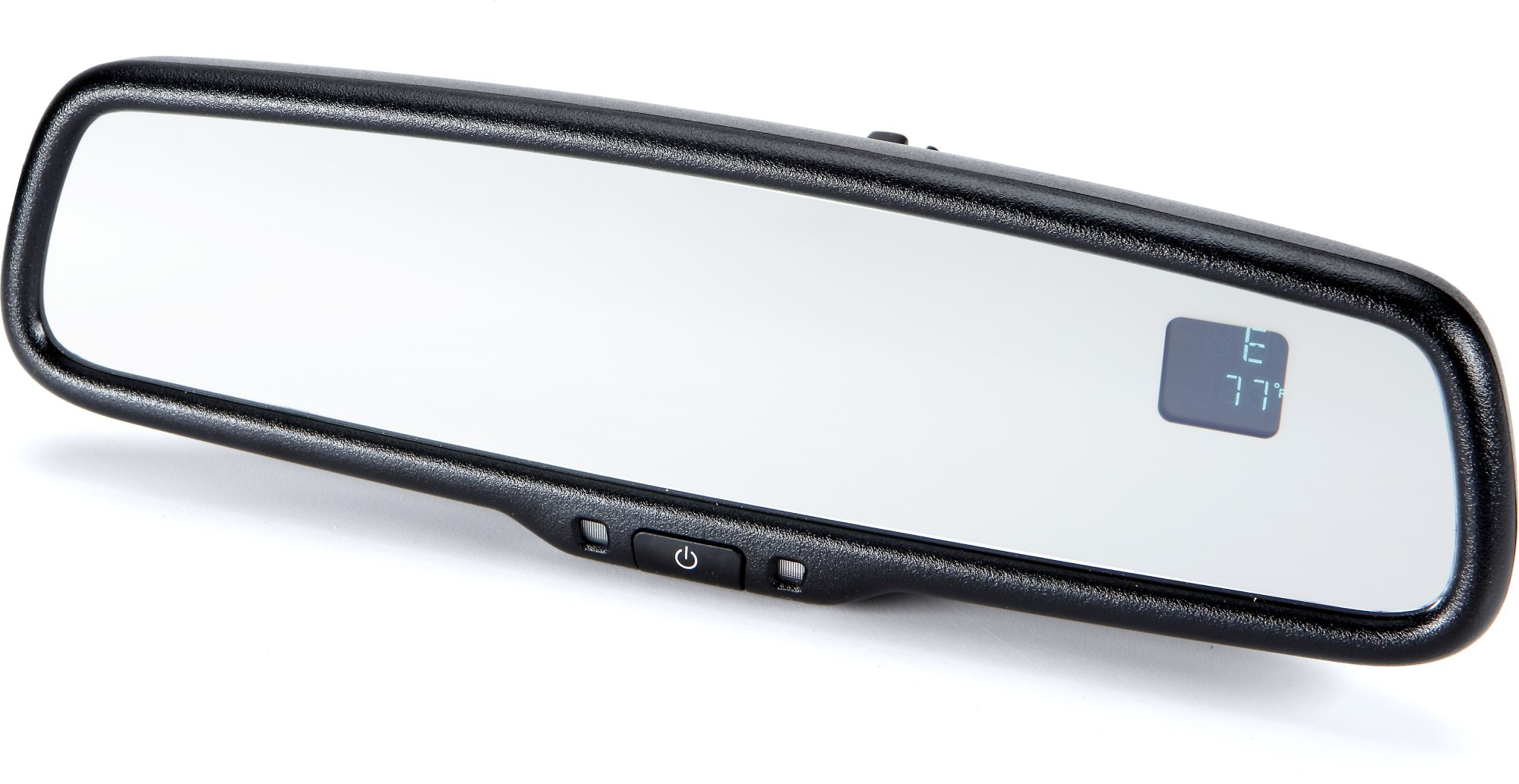 hight resolution of gentex advgen20a auto dimming rear view mirror with temperature compass display at crutchfield