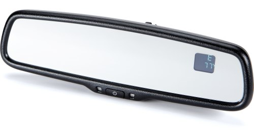 small resolution of gentex advgen20a auto dimming rear view mirror with temperature compass display at crutchfield