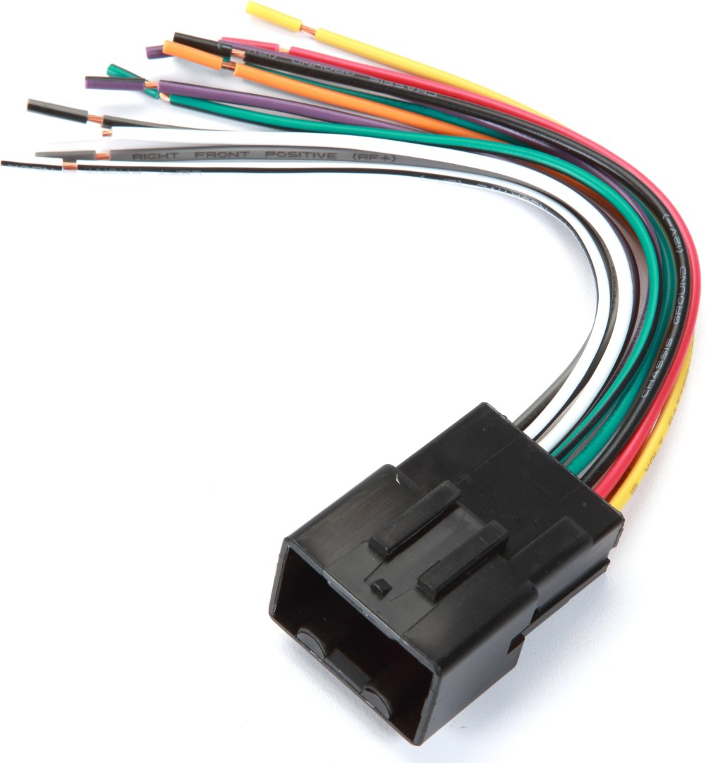 medium resolution of metra 70 1771 receiver wiring harness connect a new car stereo in select 1998 2011 ford lincoln mercury and mazda vehicles at crutchfield com
