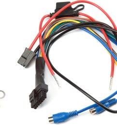 bazooka bta 250d awk amp wiring kit replacement wiring kit for bta series amplified bazooka tubes enclosures at crutchfield com [ 5551 x 4054 Pixel ]