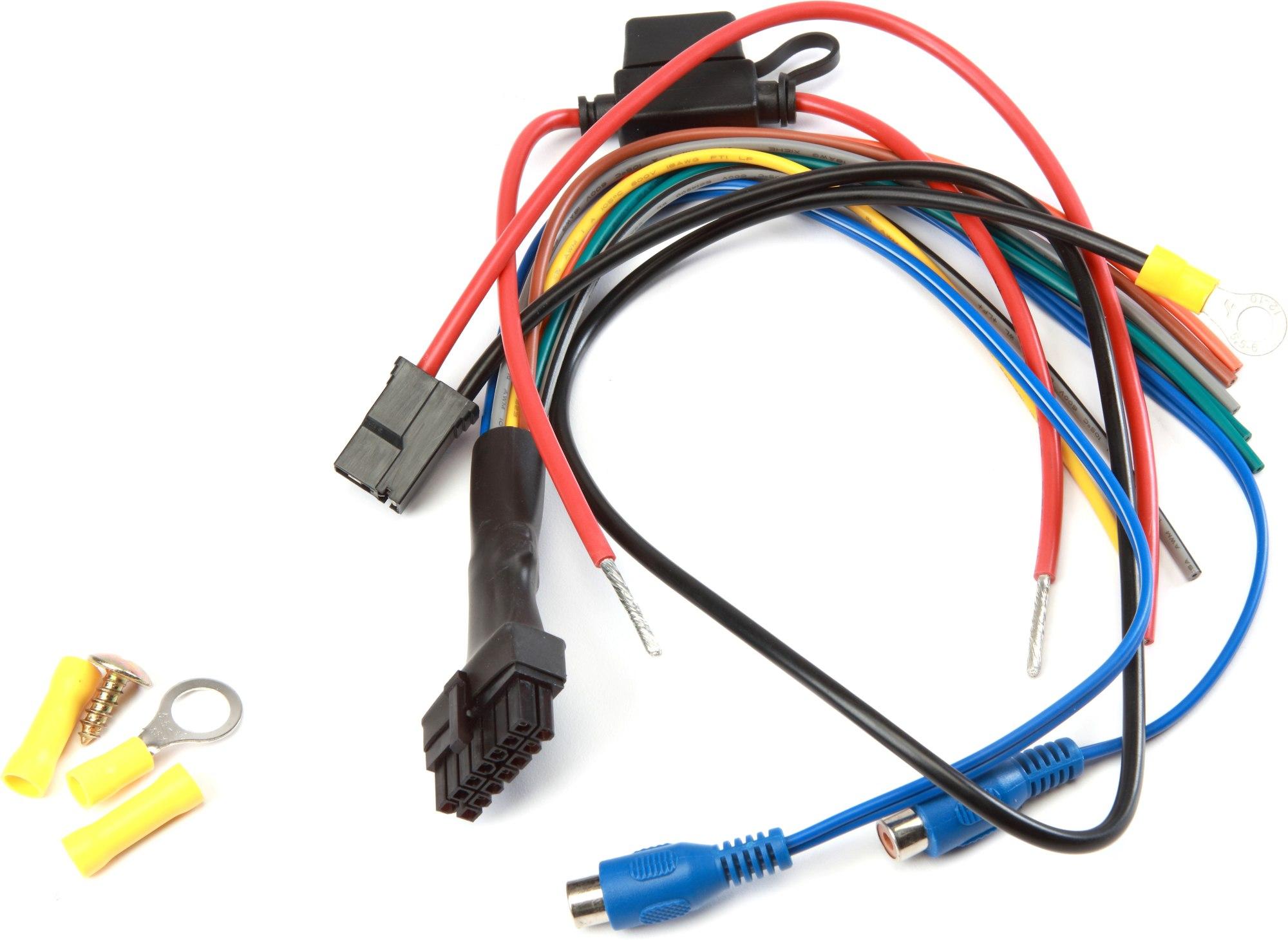 hight resolution of bazooka bta 250d awk amp wiring kit replacement wiring kit for bta series amplified bazooka tubes enclosures at crutchfield com