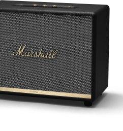 marshall woburn ii bluetooth black powered bluetooth speaker at crutchfield com [ 5091 x 2670 Pixel ]