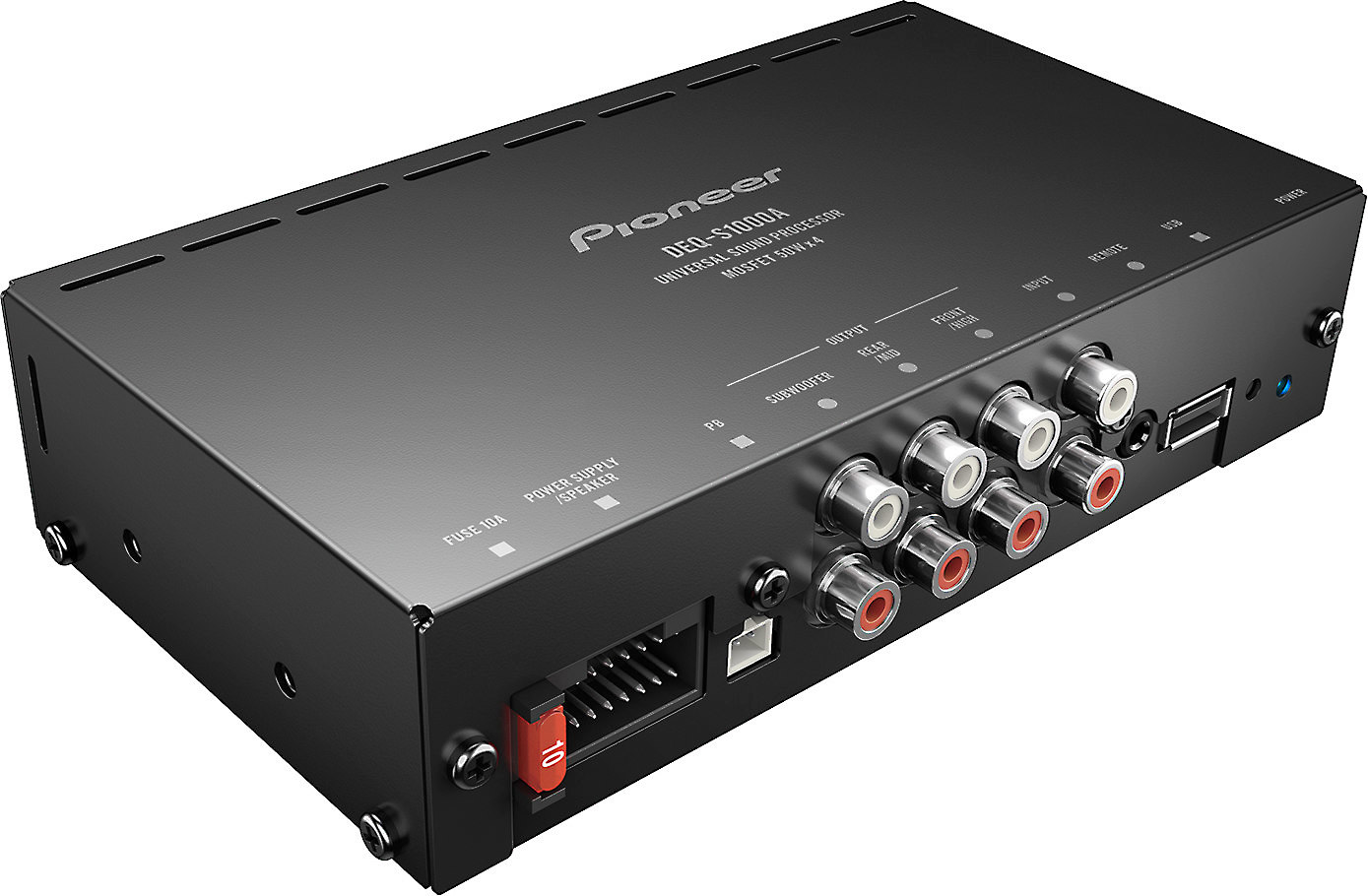 hight resolution of pioneer deq s1000a compact 4 channel car amplifier with digital m4x8mmmaxkenwood car stereo wiring harness diagram