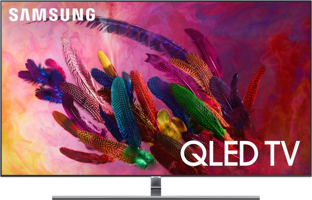 medium resolution of samsung qn55q7fn 55 smart qled 4k ultra hd tv with hdr 2018 model at crutchfield