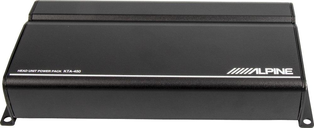 medium resolution of alpine kta 450 power pack compact 4 channel car amplifier 50 watts rms x 4 at crutchfield