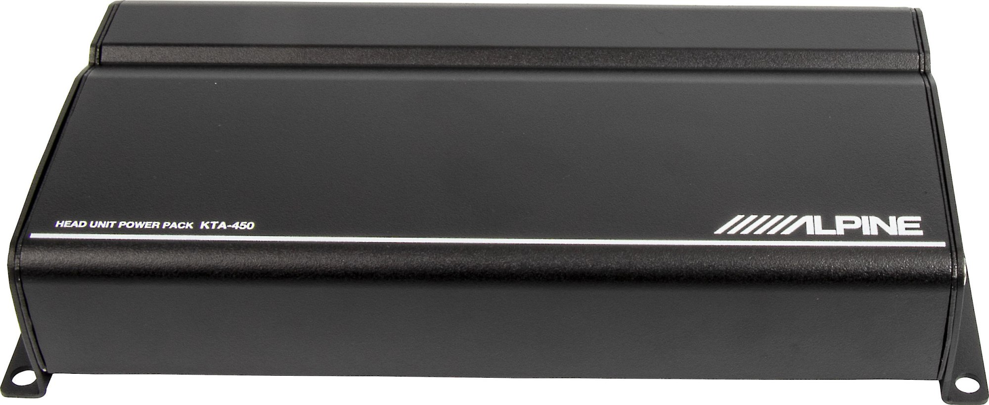 hight resolution of alpine kta 450 power pack compact 4 channel car amplifier 50 watts rms x 4 at crutchfield