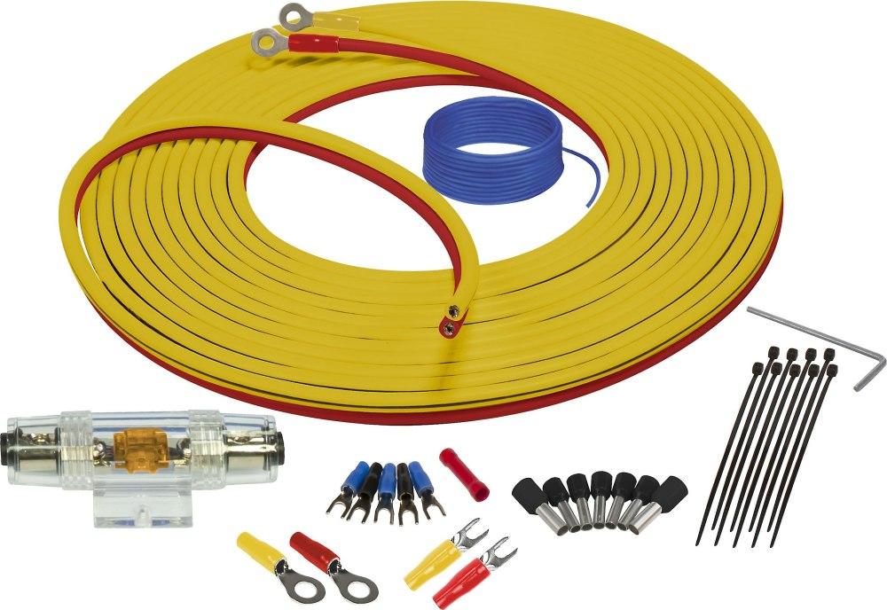medium resolution of stinger sea4283 9 8 feet 8 gauge marine amplifier wiring kit at marine electrical audio wiring kit