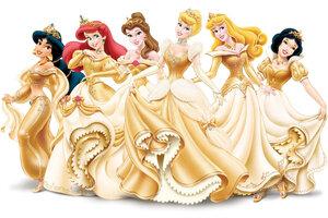 the disney princess divide