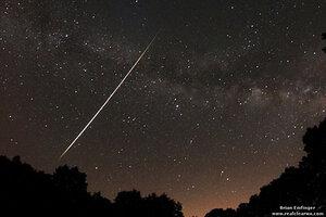 Lyrid meteor shower lights up sky around world  CSMonitorcom