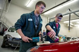 Six Car Maintenance Tips For Teens Take Care Of Your Windshield Csmonitor Com