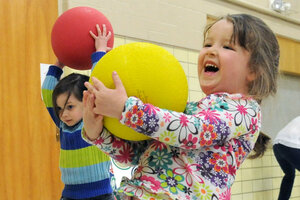 Play At School Recess And These Games Boost Child