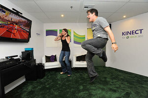Microsofts Vision What An Upgraded Kinect Means For Consumers