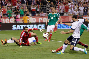Will Mexico39s soccer team and economy both fall short of