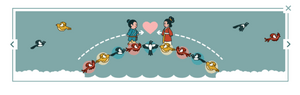 The 5 Best Google Doodle Games Ever Qixi Festival