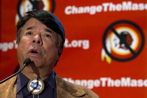 Nfl Oneida Indians To Meet Over Redskins Name Csmonitor