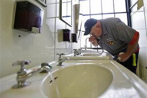 Is West Virginia S Tap Water Drinkable Yet Csmonitor Com