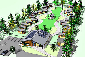 Tiny Houses For The Homeless An Affordable Solution