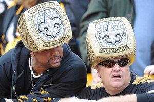 New Orleans Funny Saints Eagles