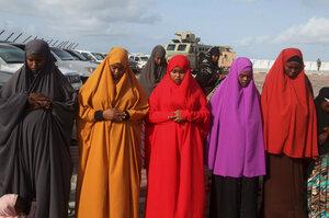 Somalia may soon ban female genital mutilation Are laws