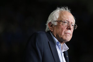 Opinion The Washington Post S Attack On Bernie Sanders Is